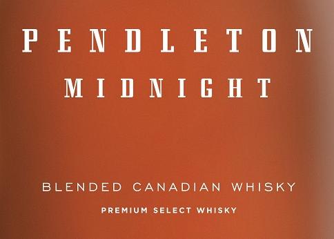 Pendleton Midnight Canadian Whisky