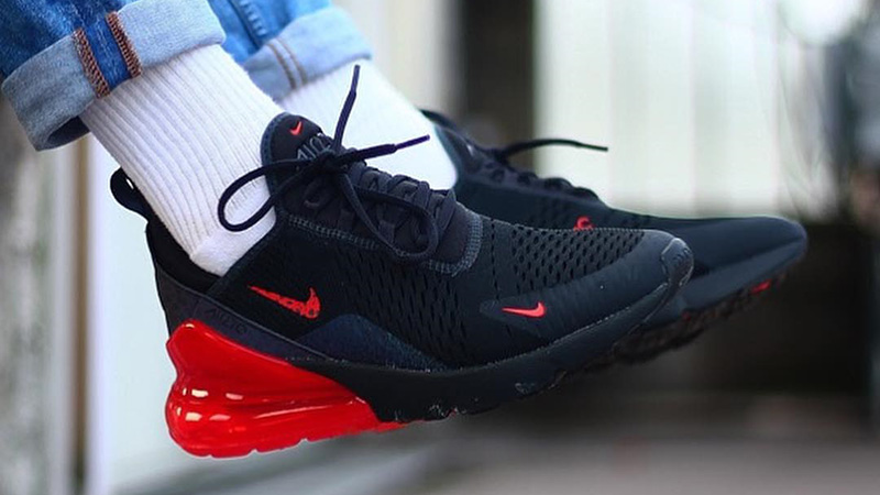 size 7 official site premium selection Nike Air Max 270 Reflective