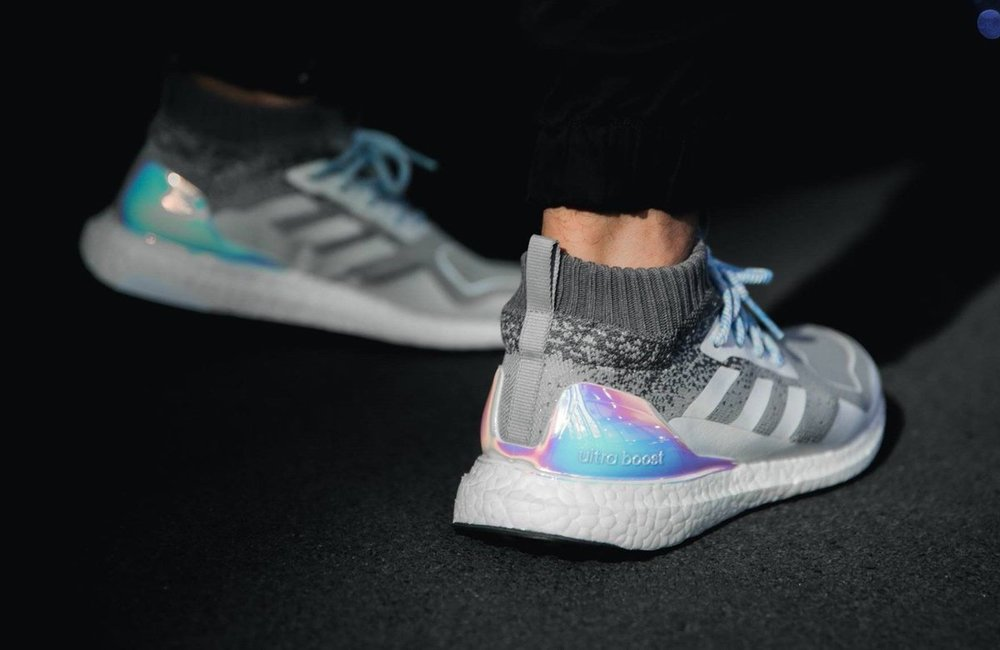 Adidas Ultra Boost Mid 'Granite' for