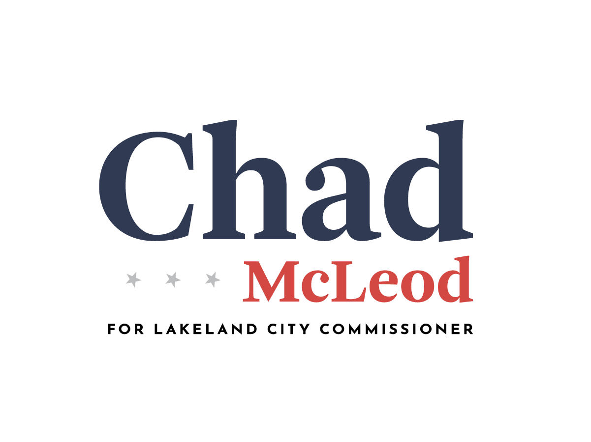 Chad McLeod for Lakeland City Commissioner
