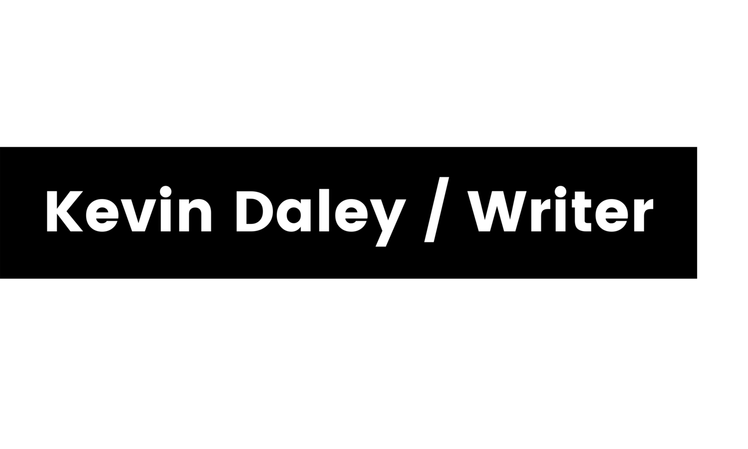 Kevin Daley