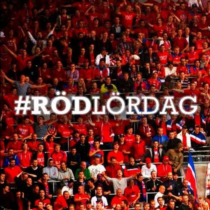 Röd lördag profilbild