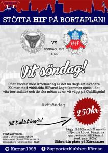Vit söndag_poster