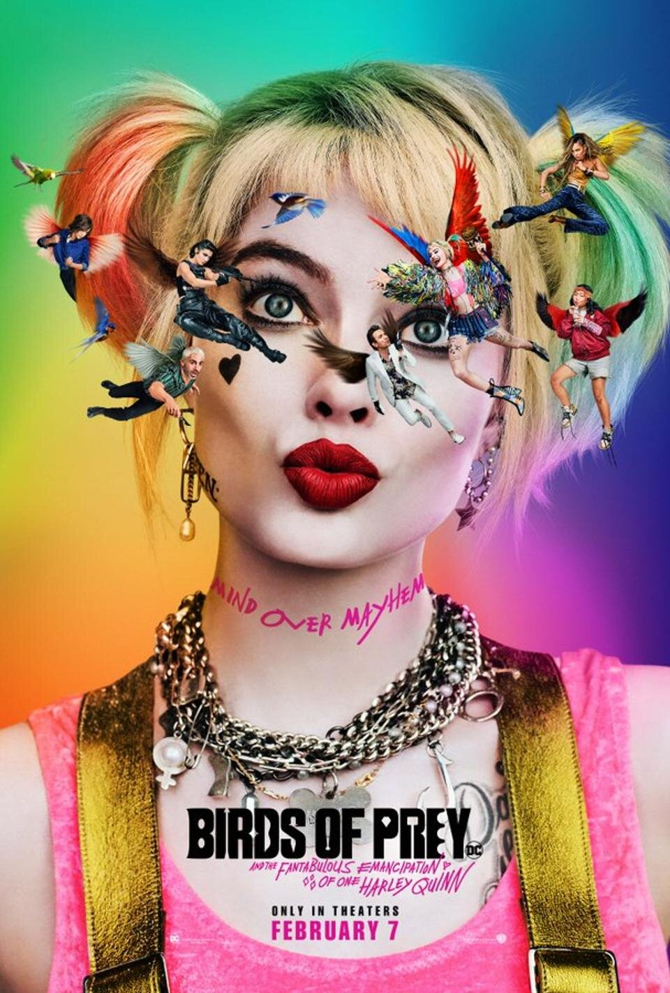 Birds Of Prey Unsolicited Film Reviews