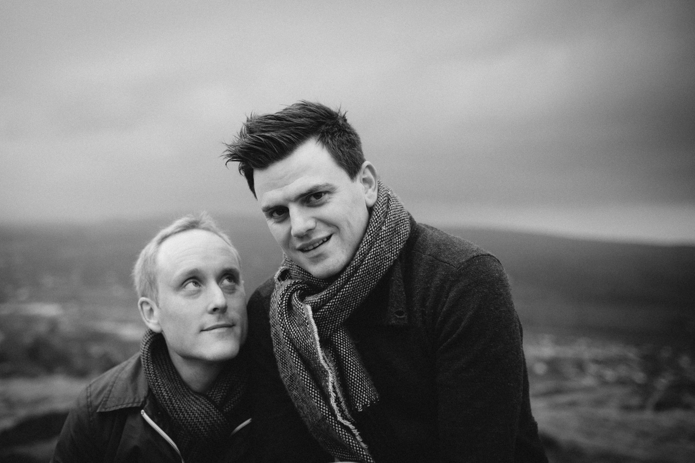 Ilkley Moor Pre Wedding -15