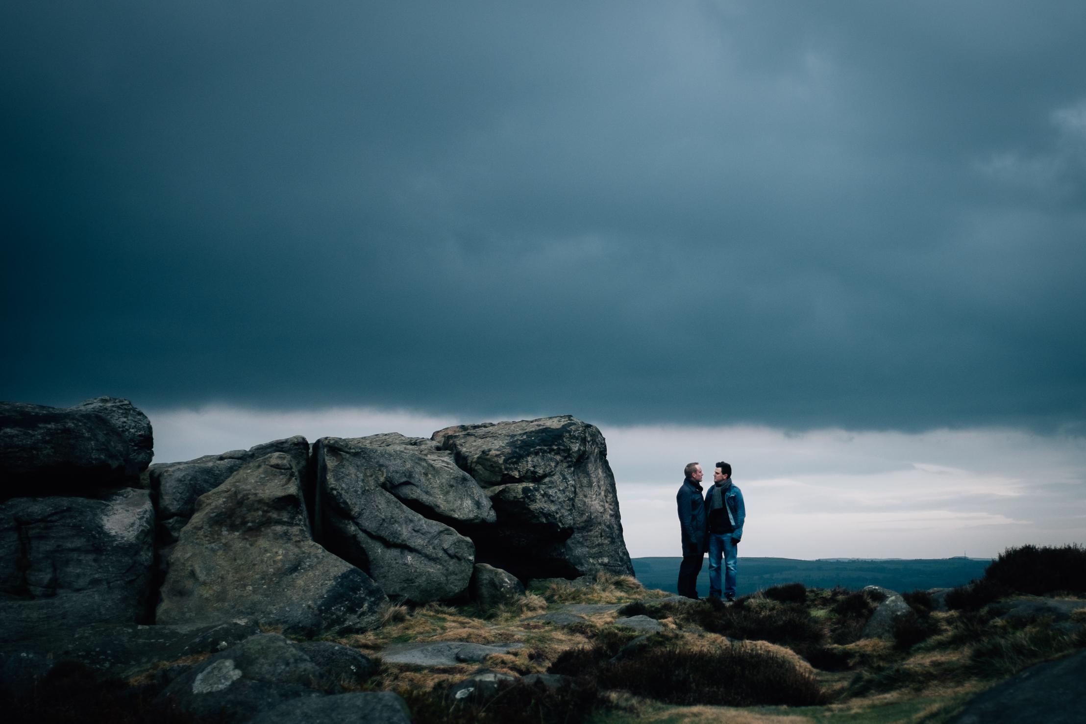 Ilkley Moor Pre Wedding -20