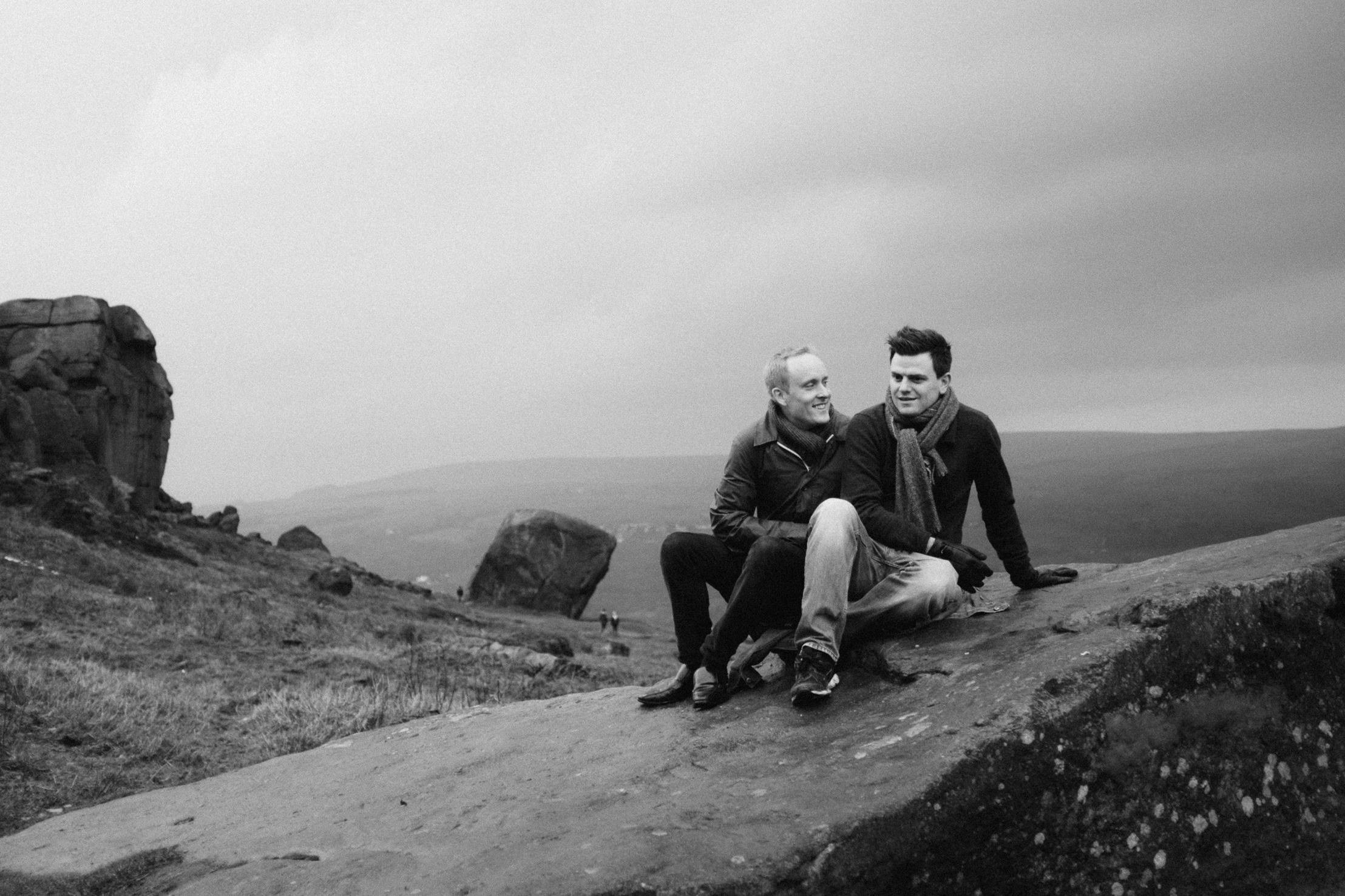 Ilkley Moor Pre Wedding -24