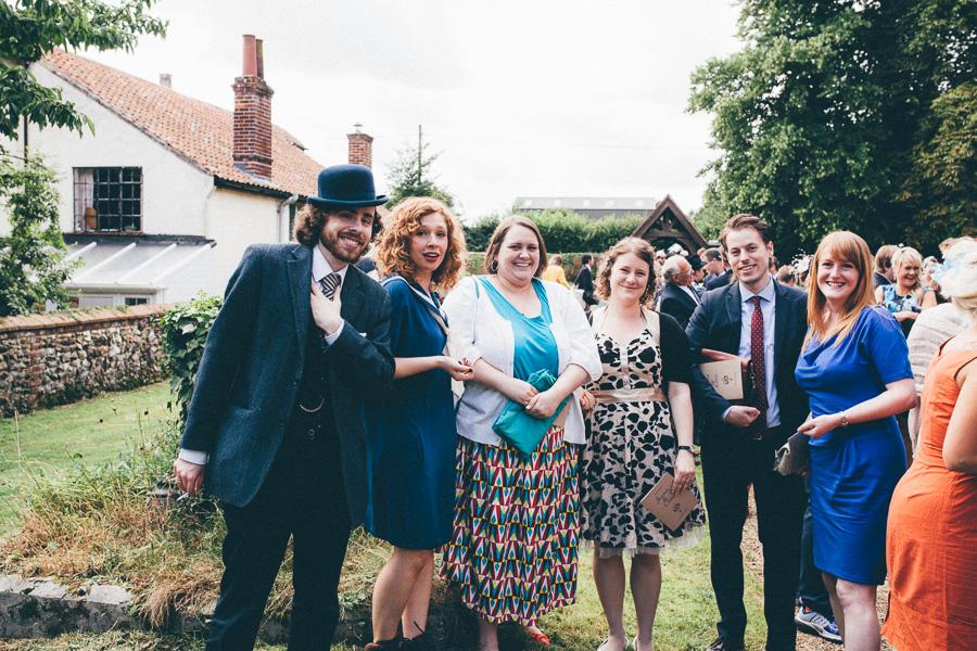 Norfolk Wedding Photography-156