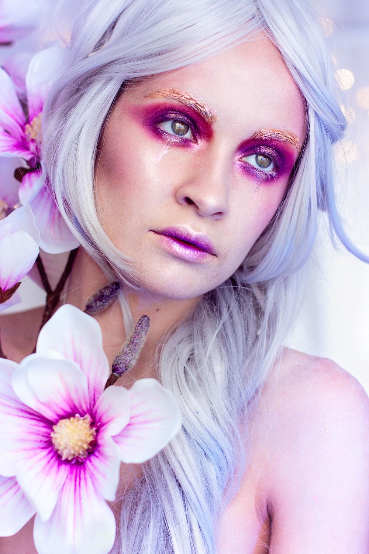 Pauuulette Halloween Makeup Crystal Tears