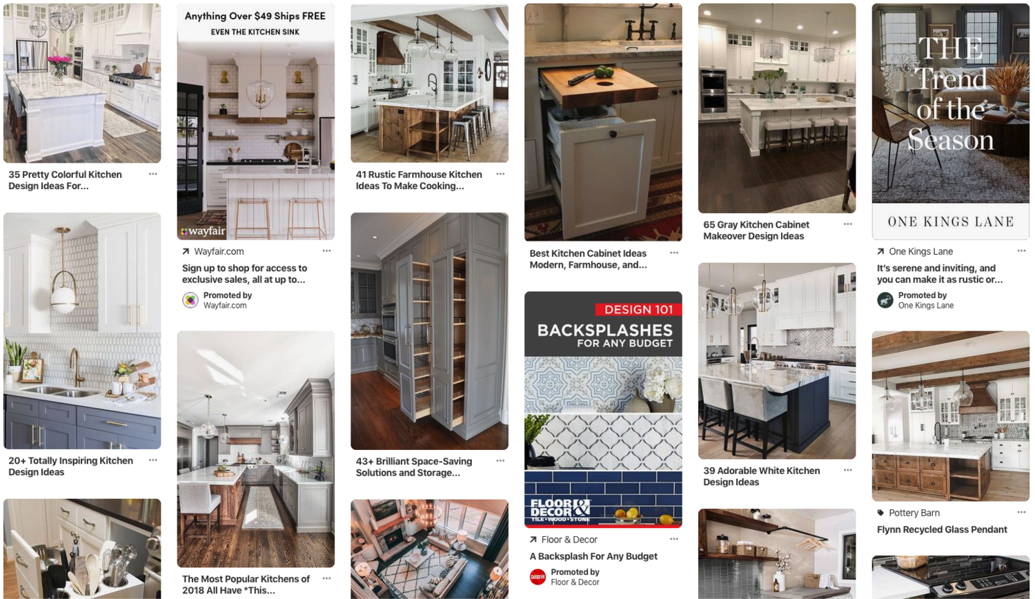 How to Use Pinterest for Interior Design Inspiration ...