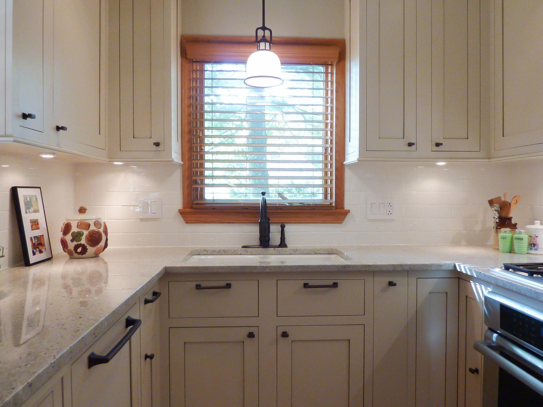 Traditional Evanston Kitchen — Design Inside