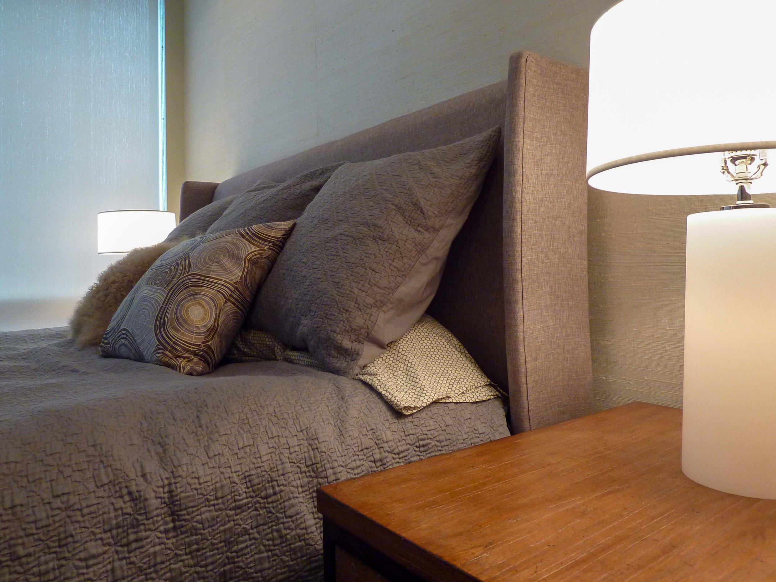 Modern Master Bedroom Design Inside