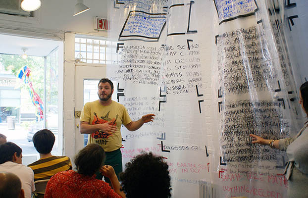 Jeff Hnilicka Sustainability Lab at Transformer Gallery