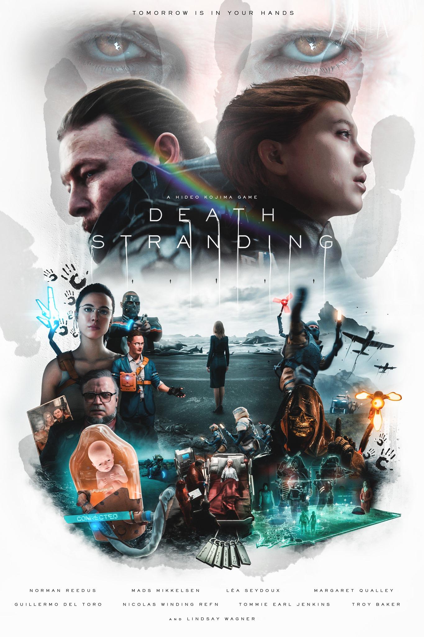 Death Stranding  Movie Poster
