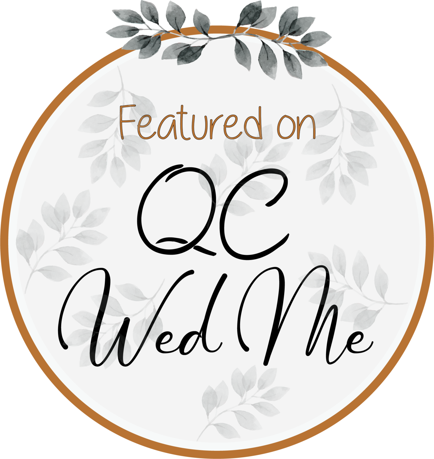Featured on QC Wed Me