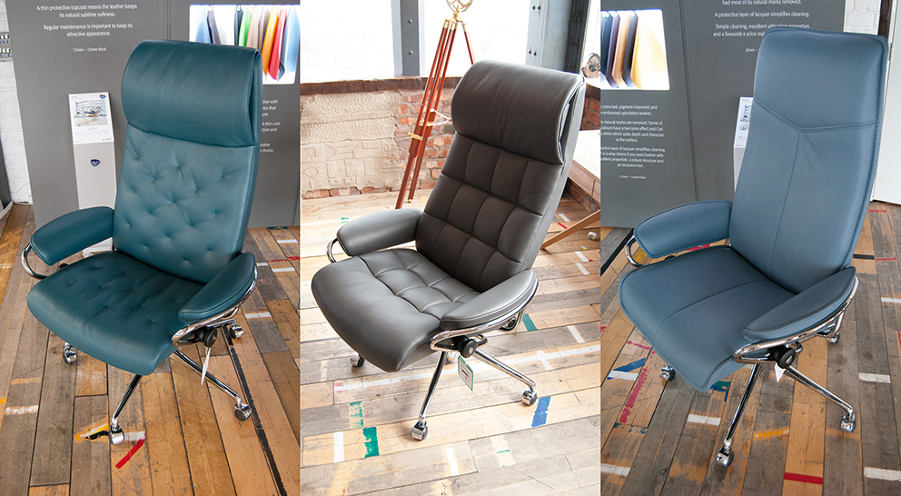 Ekornes Metro, London and City Office Chairs - French For PIneapple Blog