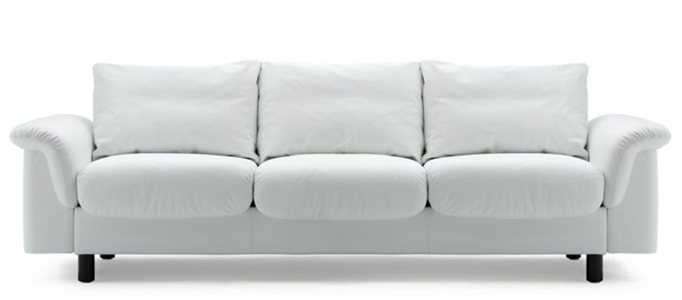 Ekornes White E300 Sofa - French For Pineapple Blog