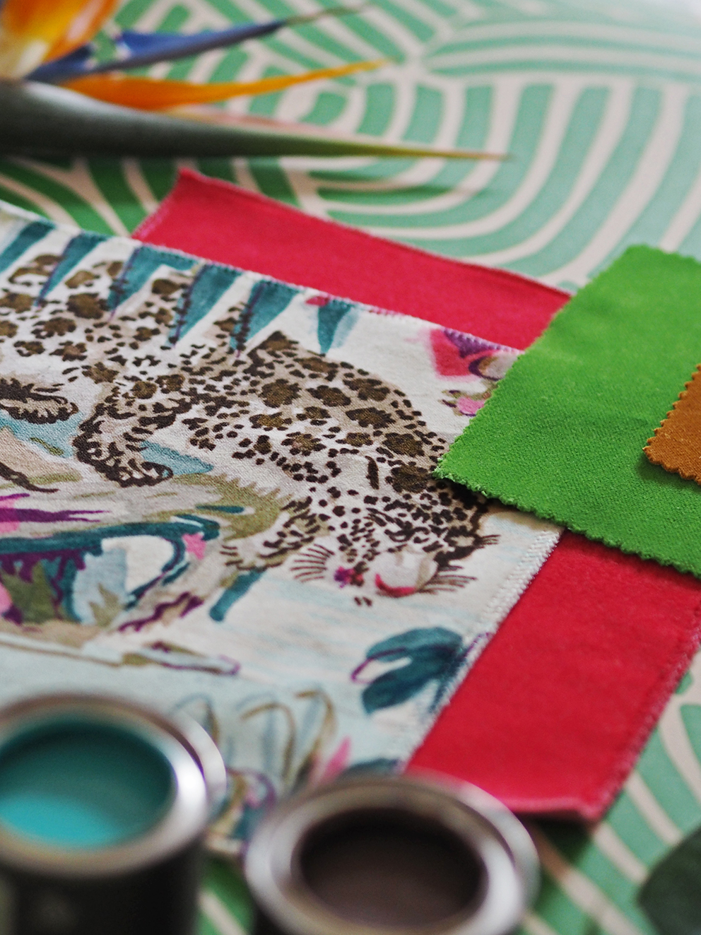 French For Pineapple Blog - Linwood Fabrics