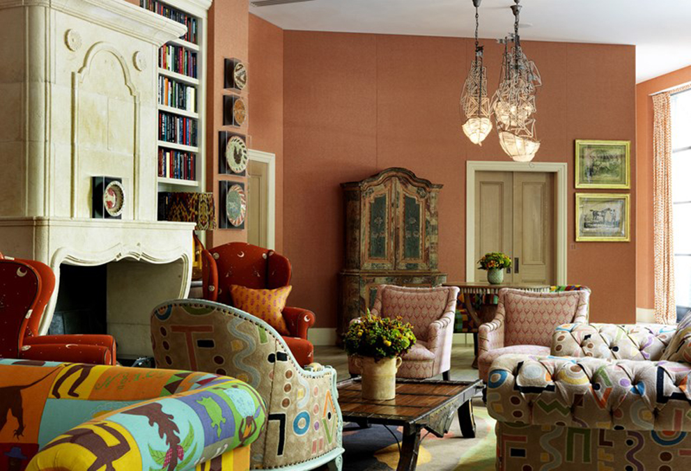 How To Achieve A Boutique Hotel Lobby Look - French For Pineapple Blog