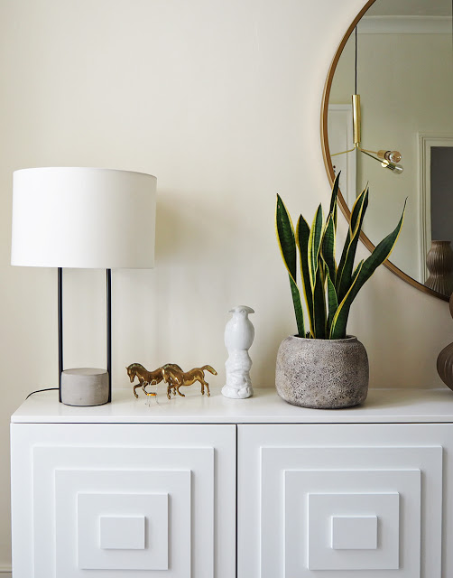 Dream Living & Dining Room Reveal with West Elm - French For Pineapple Blog