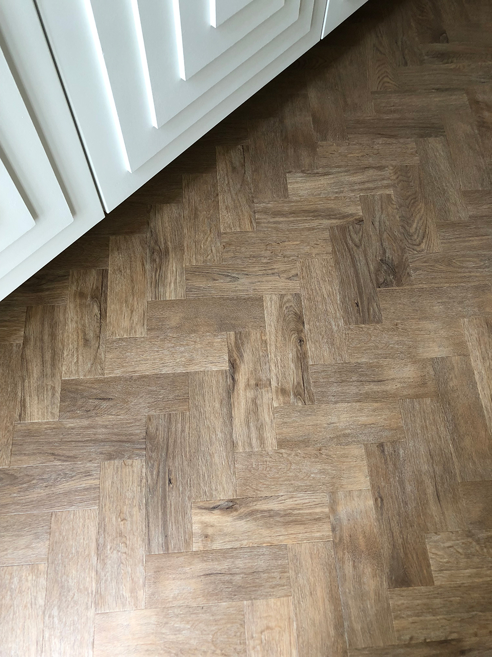 Amtico Flooring Installation Aka My Dream Parquet Floor