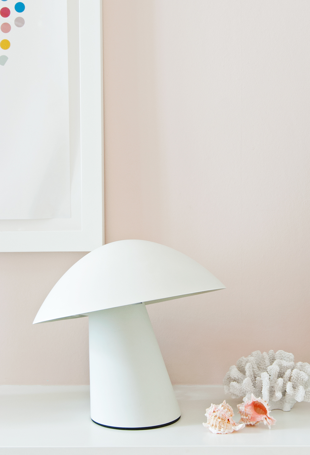 French For Pineapple Blog - Porcini Lamp