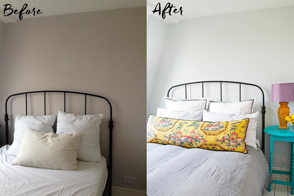Guest Bedroom Makeover - French For Pineapple Blog