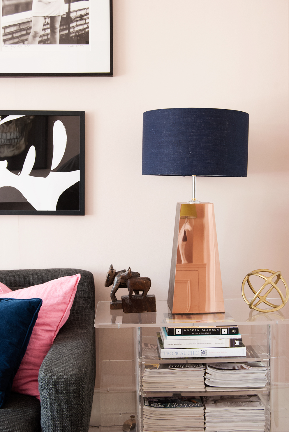 Love&Light Bespoke Luxury Lamps - French For Pineapple Blog