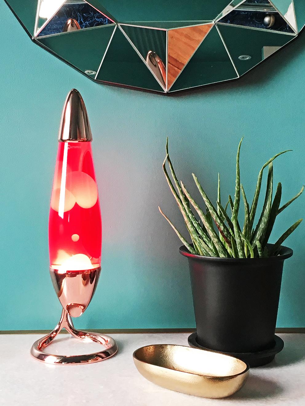 French For Pineapple Blog - Mathmos Neo Lava Lamp