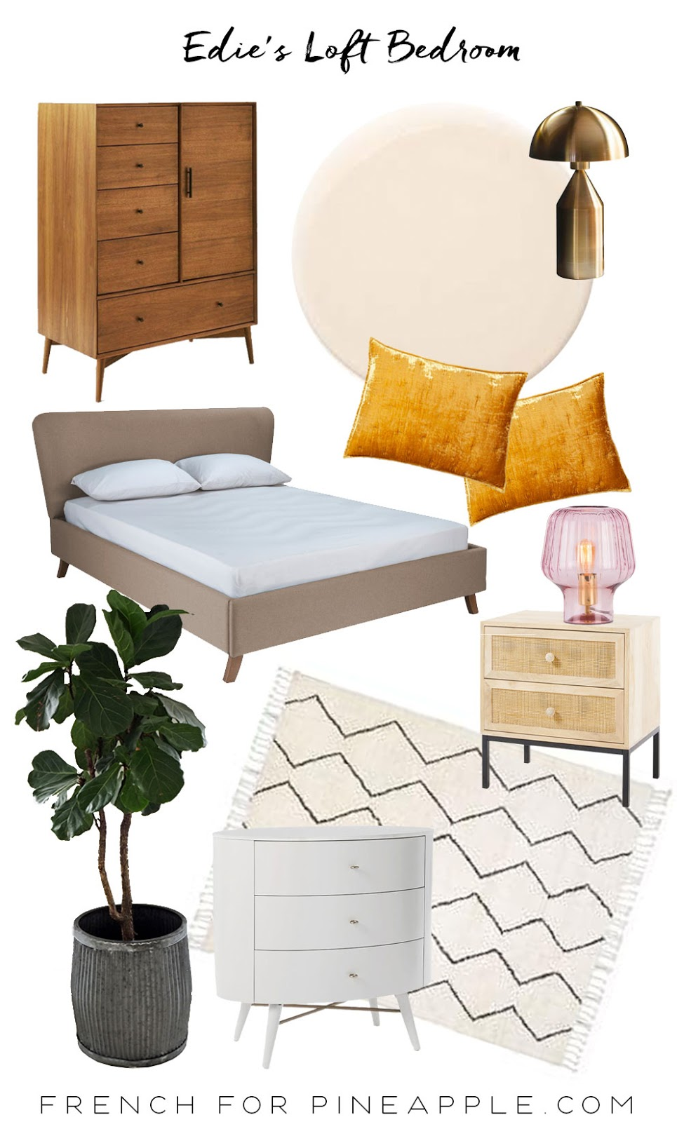 French For Pineapple Blog Kids Room Plans