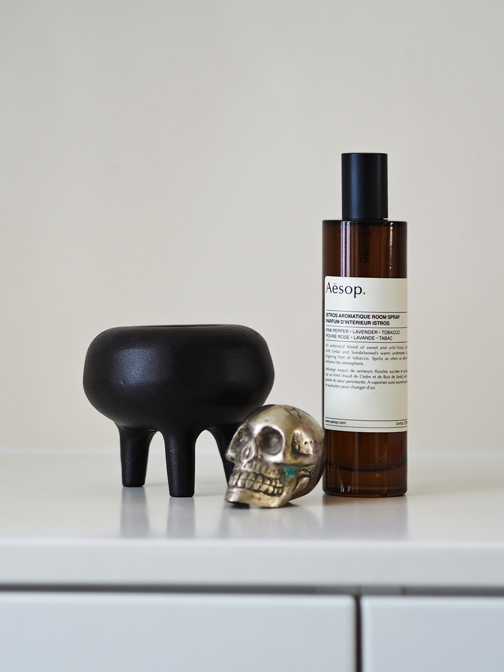 Batten Down The Hatches [Combatting The Winter Blues]: Scent
