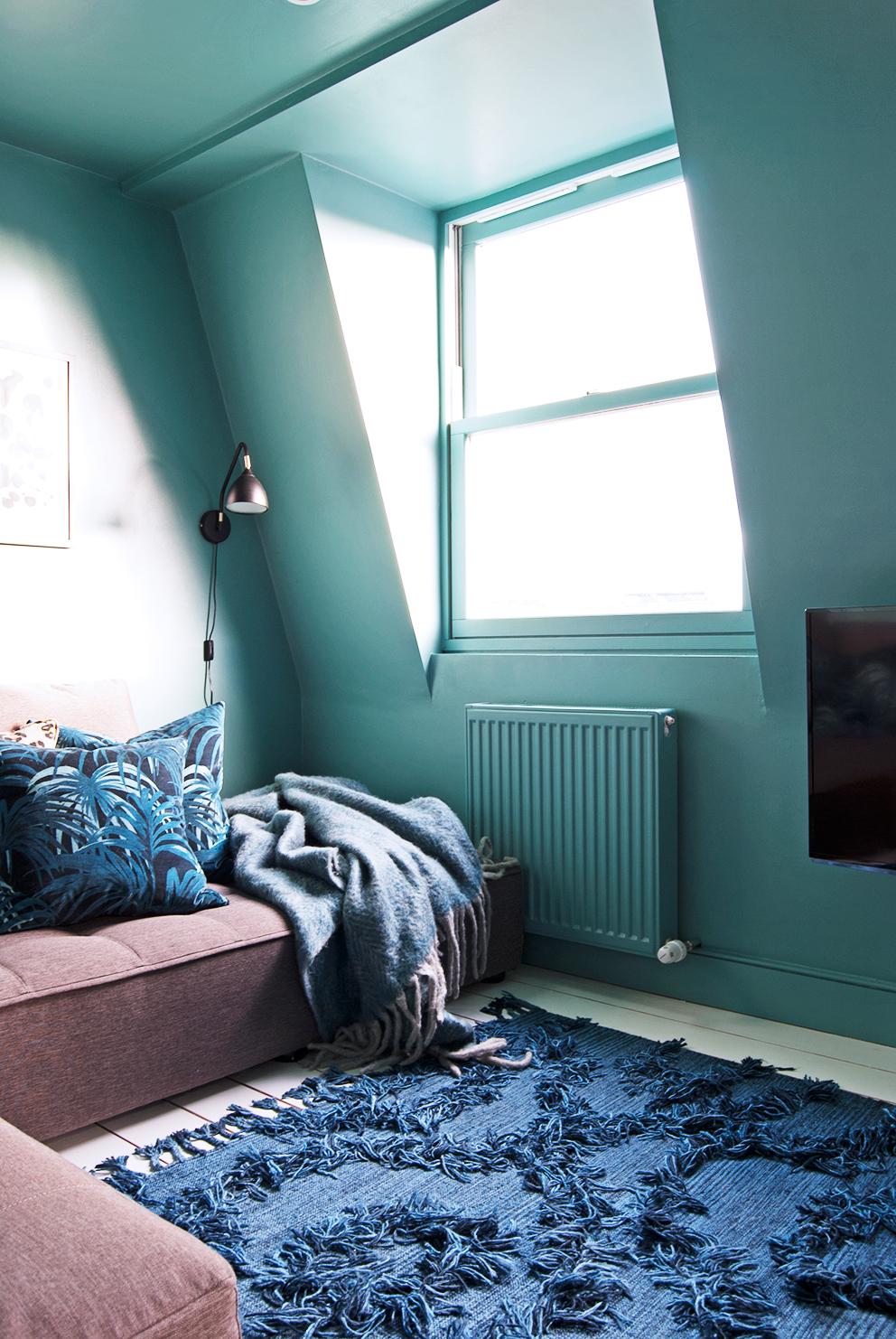 Family TV Room Reveal - French For Pineapple Blog