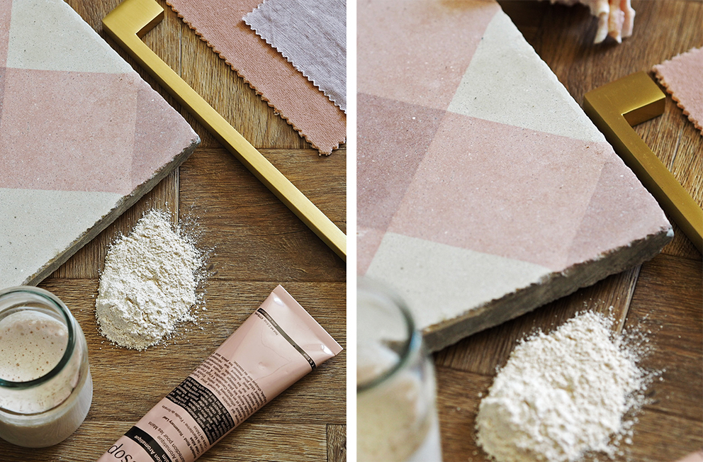 French For Pineapple Blog - Maitland & Poate Antinque Tiles - Pink Tiles