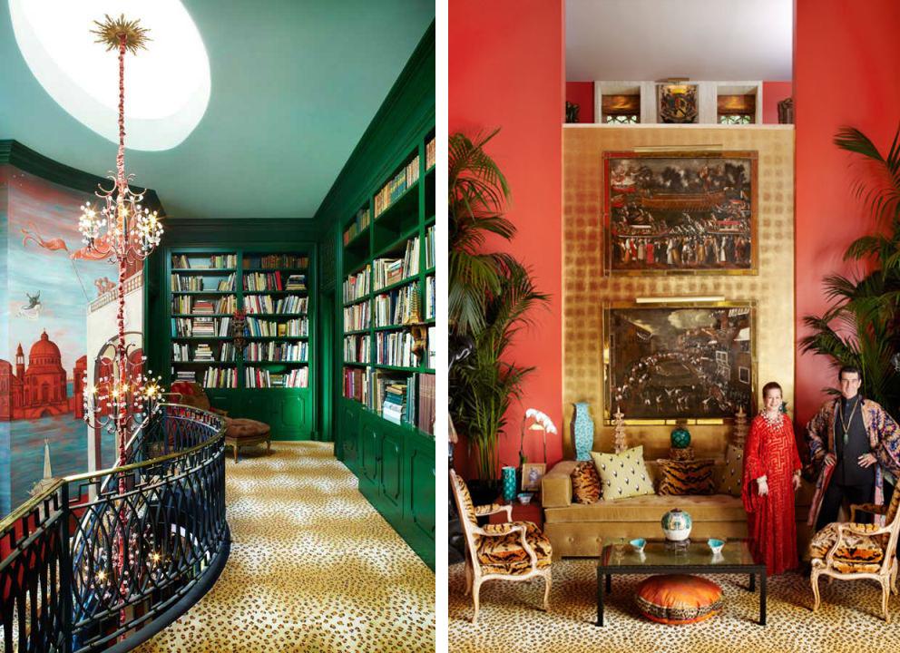 Patterned Carpet - French For Pineapple Blog
