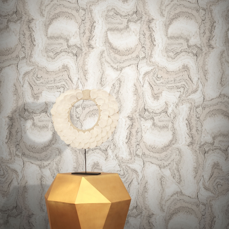 Pastel Powder Graphic Wallpaper - French For Pineapple Blog