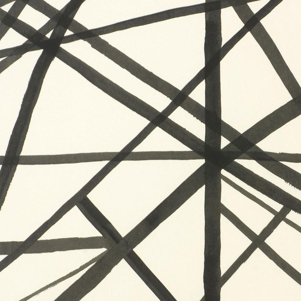 Kelly Wearstler Graphic Wallpaper - French For Pineapple Blog