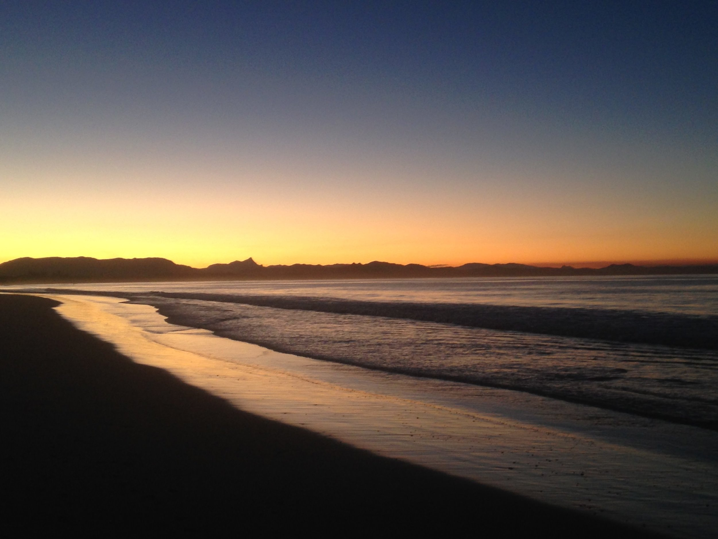 Just another Byron Bay sunset © Sarah Reid