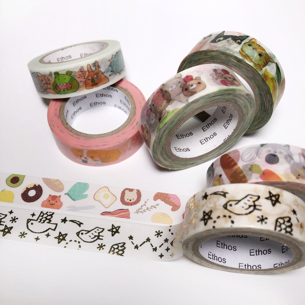Washi Tape_Sticky Rice Sisters