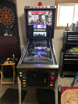 Users Featured Virtual Pinball Cabinets — Mame in a Box