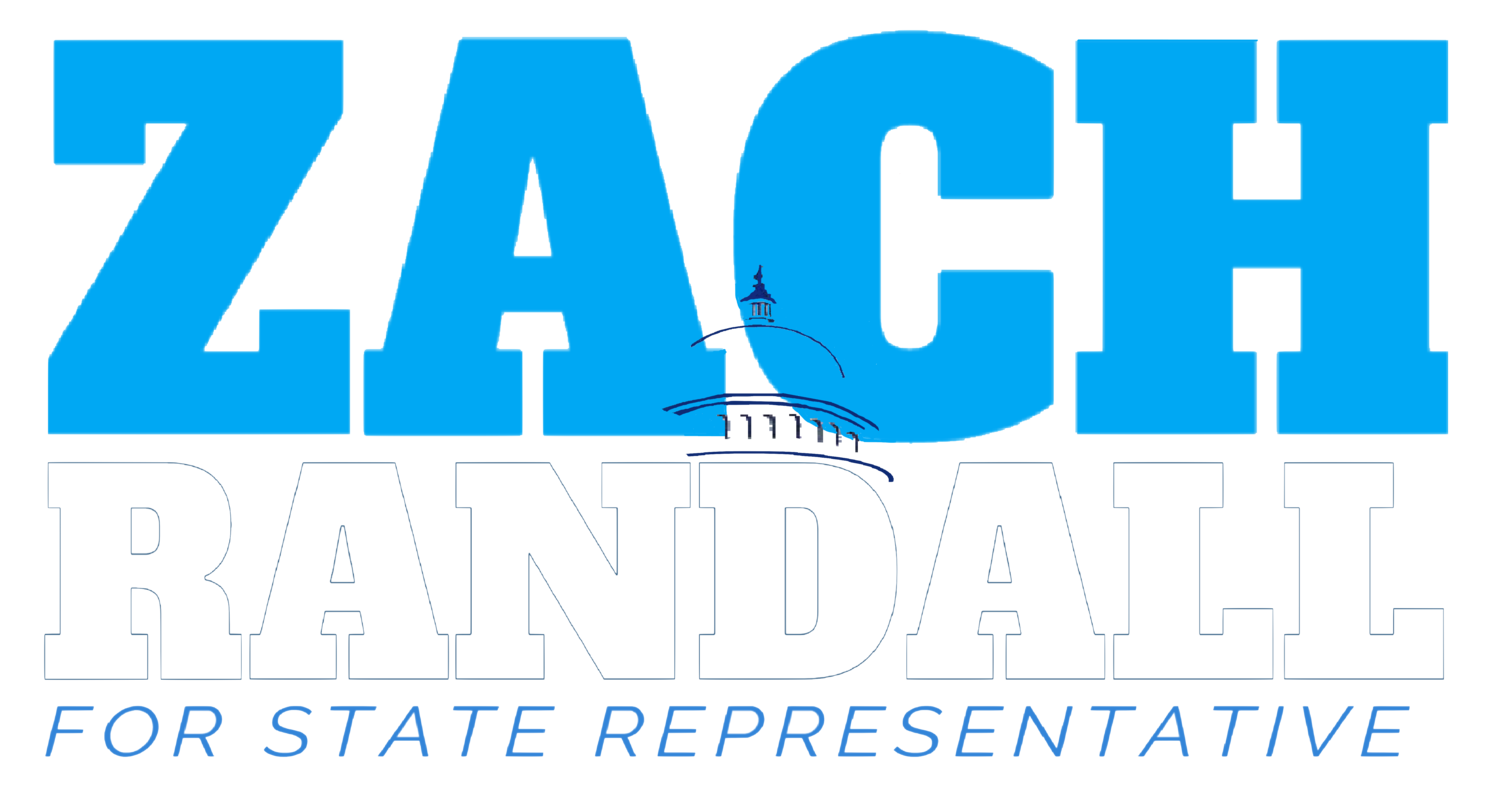 Zach Randall for State Representative