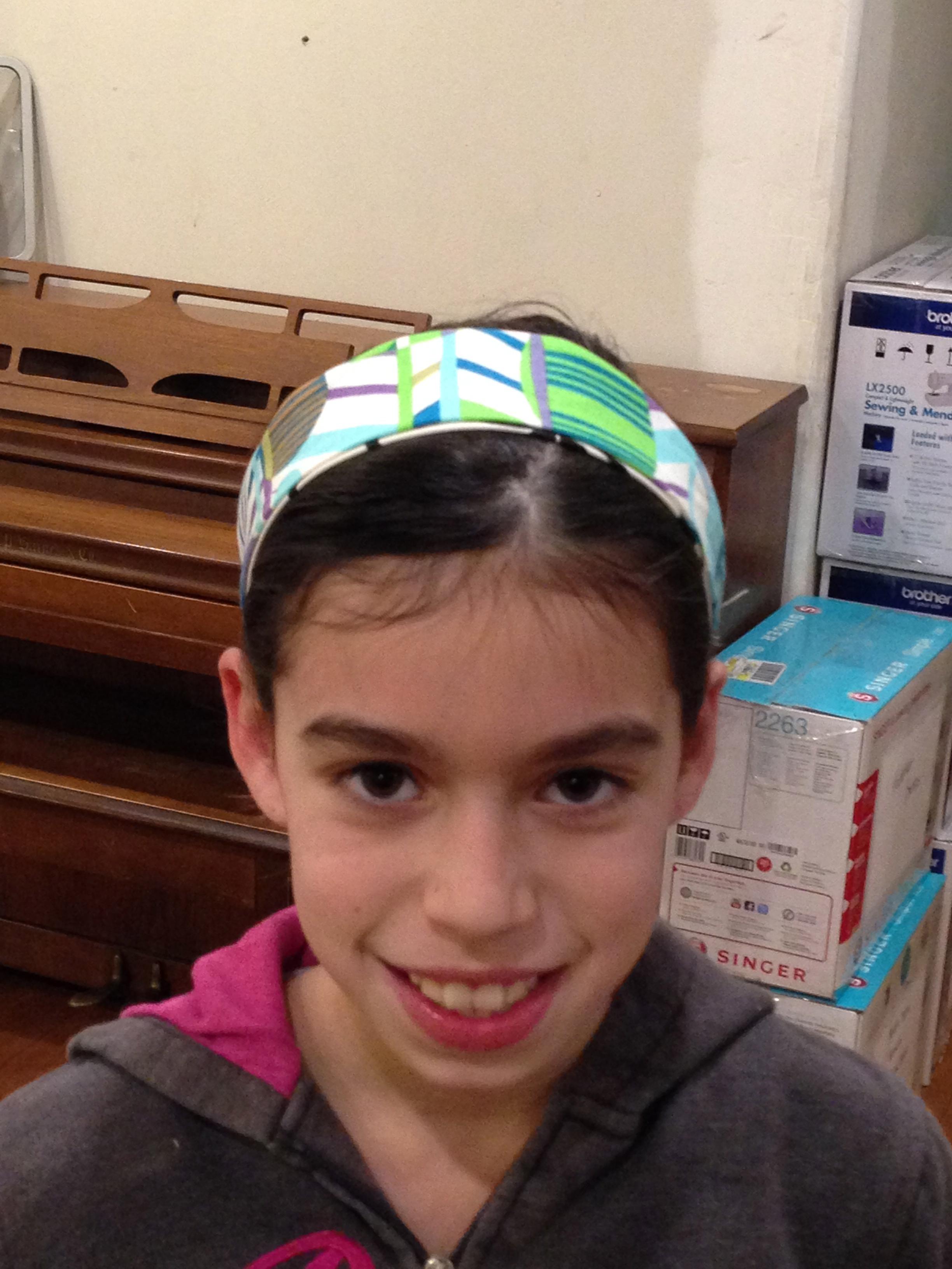 5th Grade Headband.