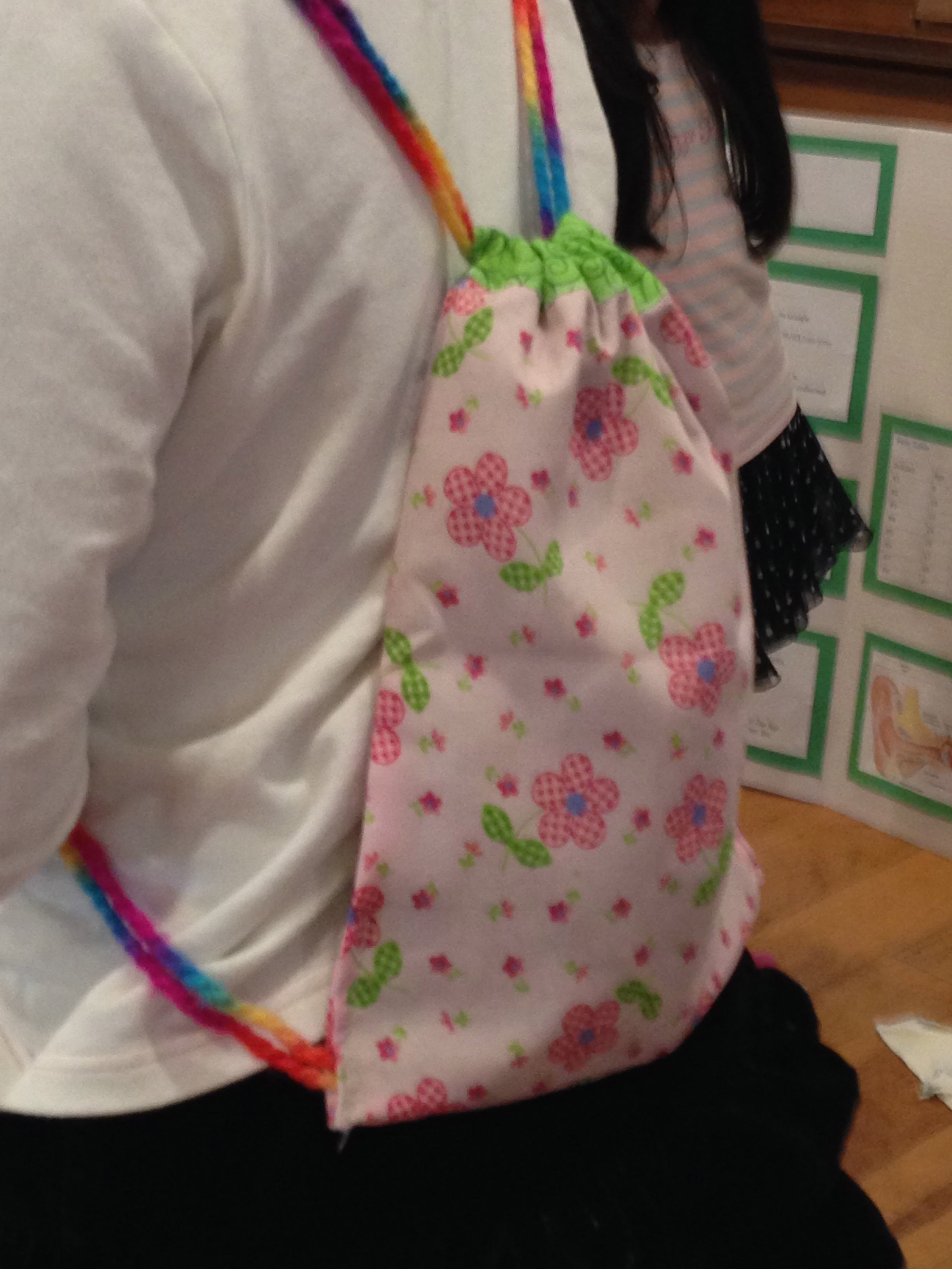 5th Grade Backpack