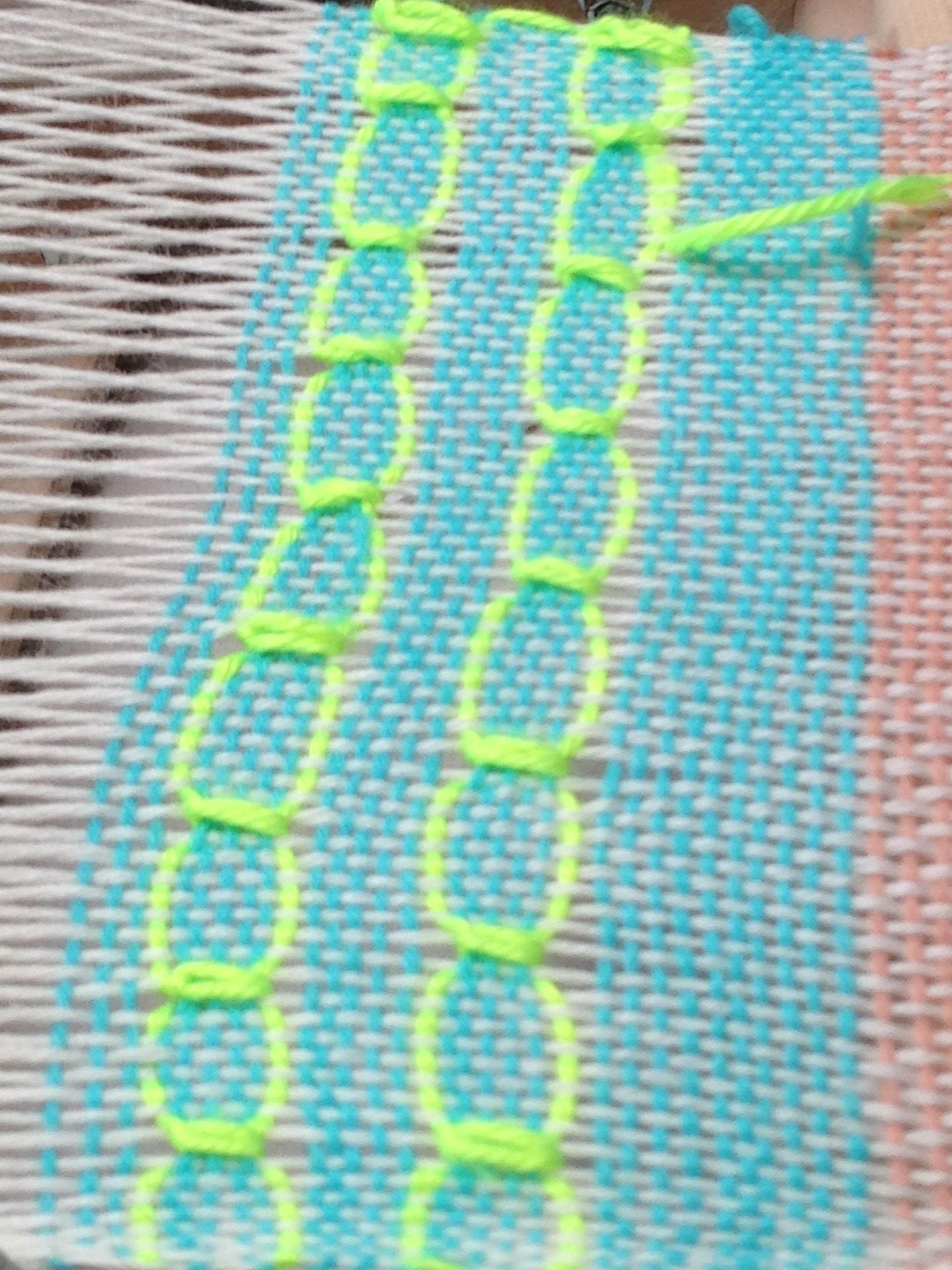 3rd grade weaving