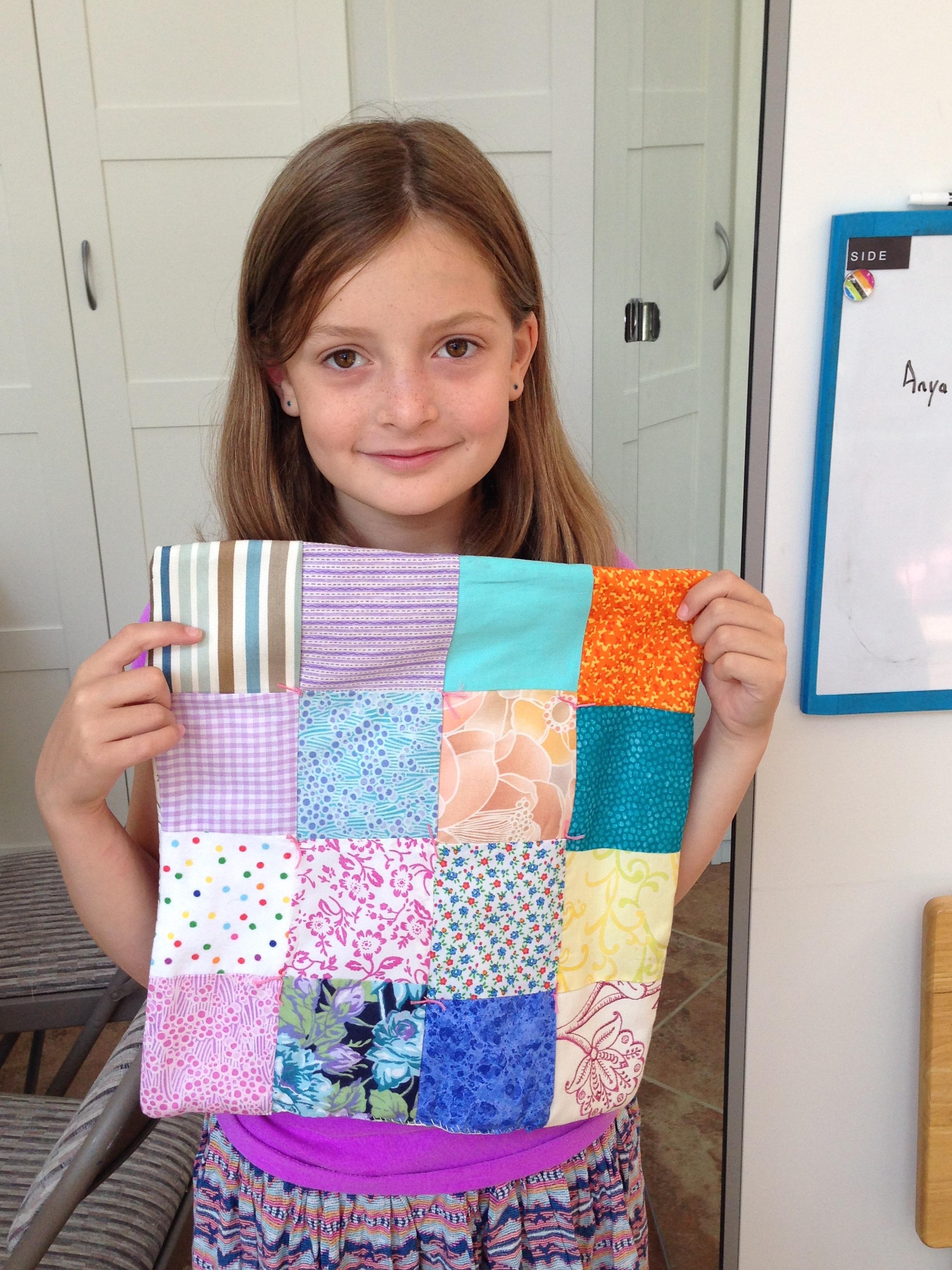5th grader quilt.