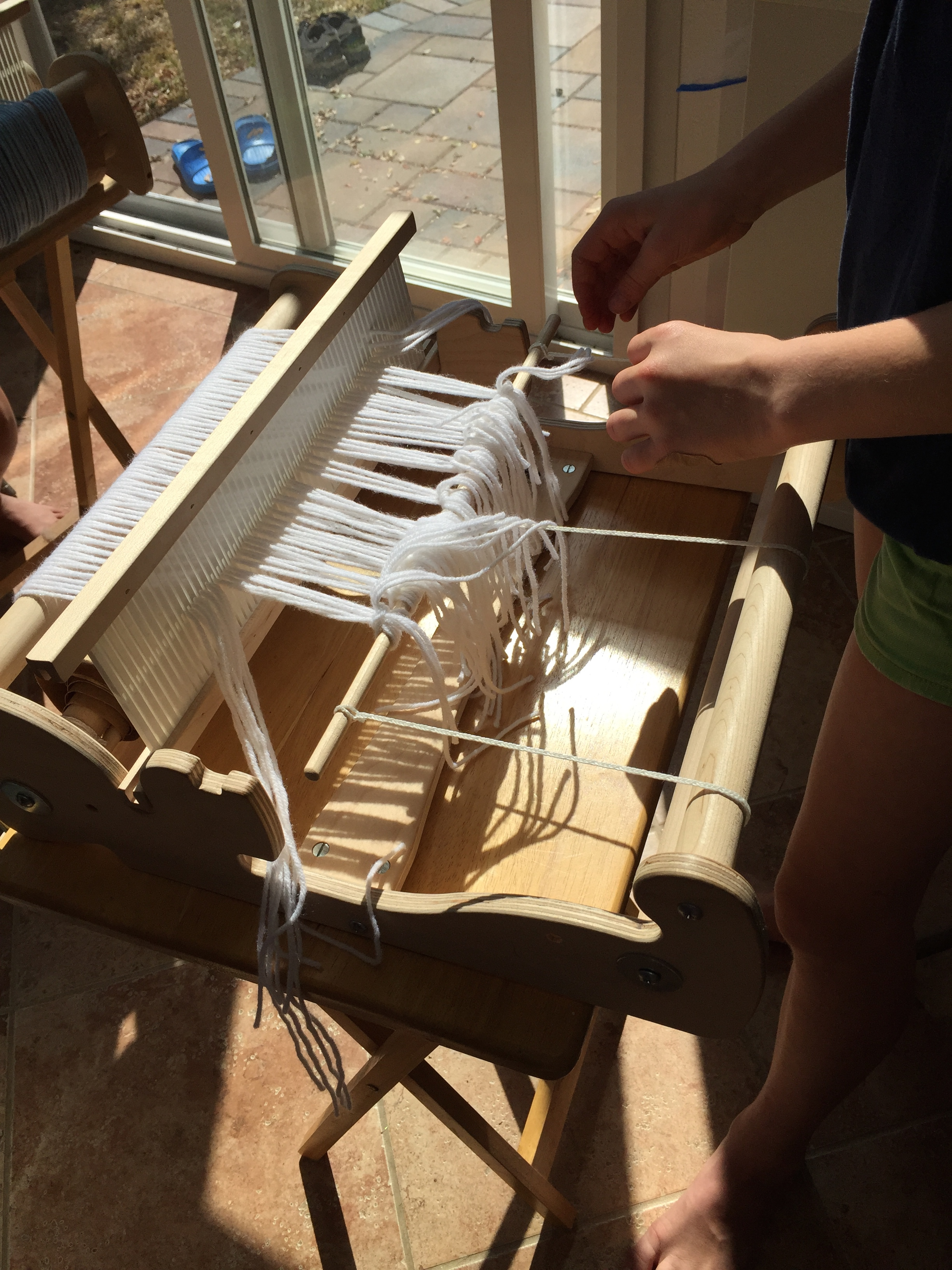 Warping a new project!