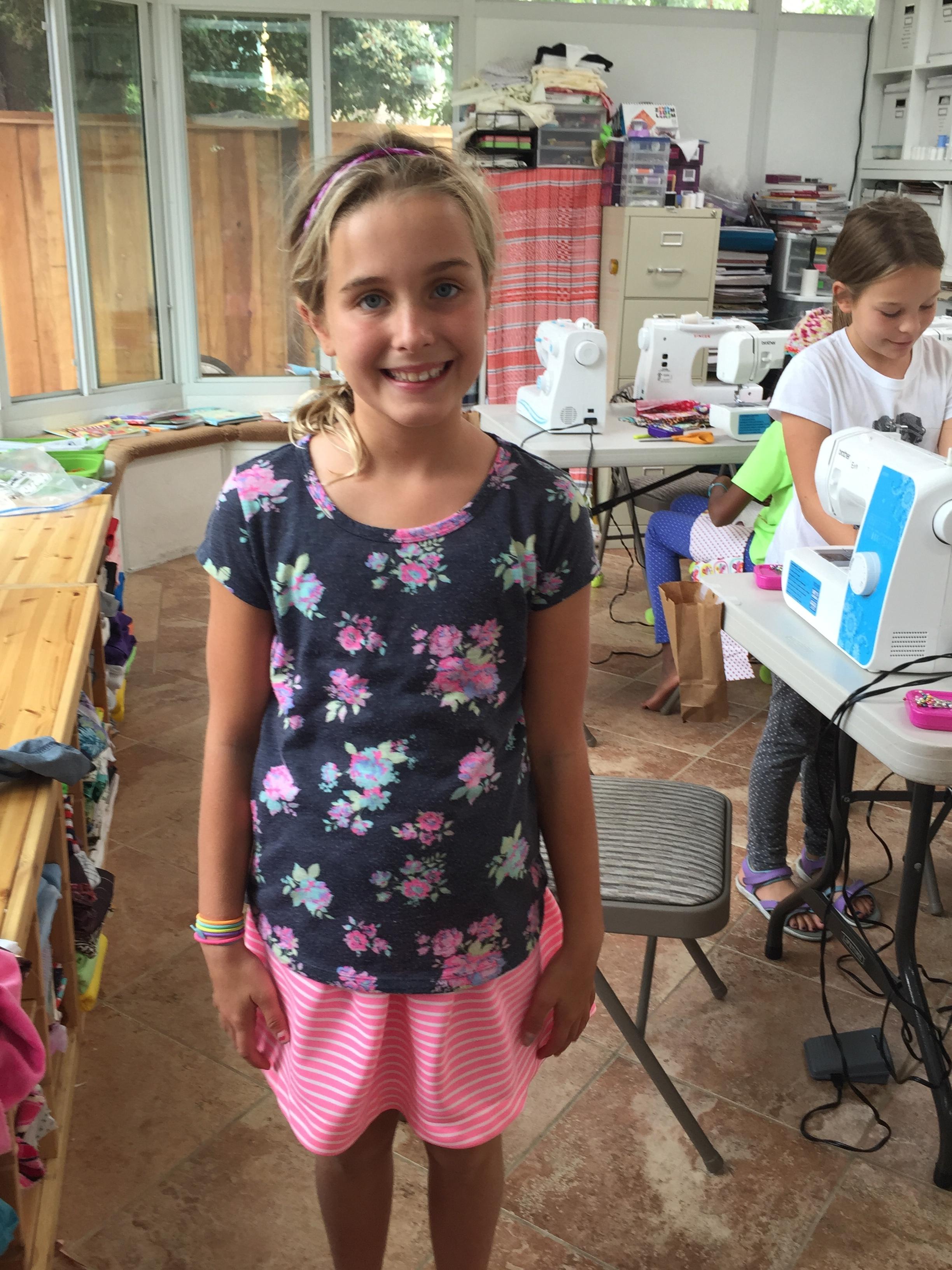 New skirt!.