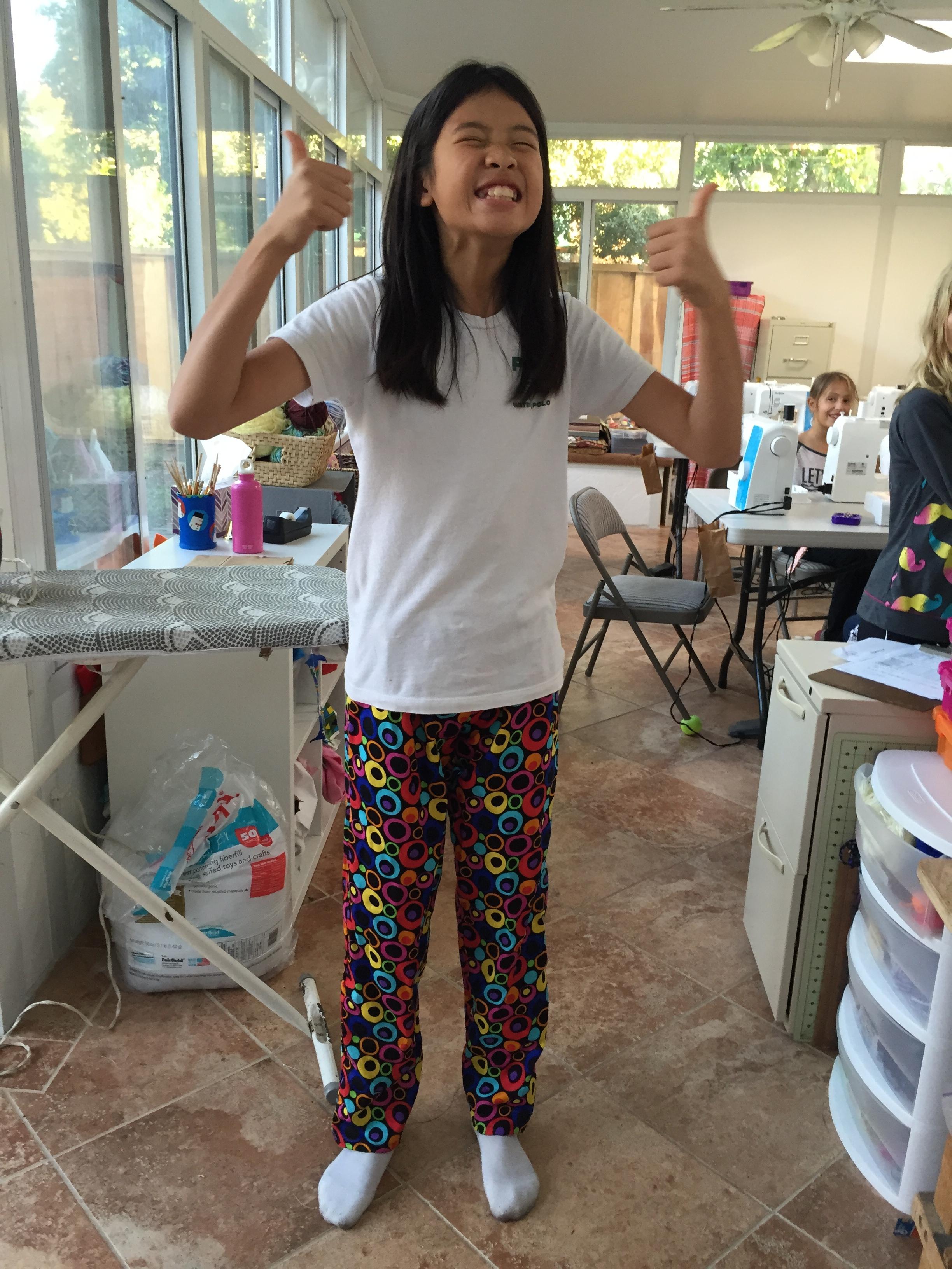 Happy Pants!