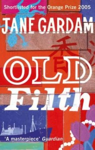 Old Filth by Jane Gardam review by Jo from Charlie Byrne's Bookshop after Charlie Byrne's Bookshop Book Club