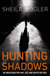 Hunting Shadows, Sheila Bugler will be launched in Charlie Byrne's Bookshop, winner of best bookshop in Ireland, on Friday the 1st of November at 6pm