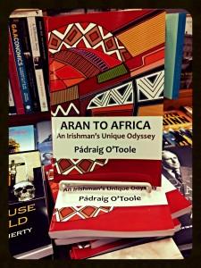 Aran to Africa by Padraig O'Toole